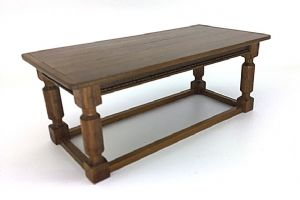 59a. Four-Leg Refectory Table